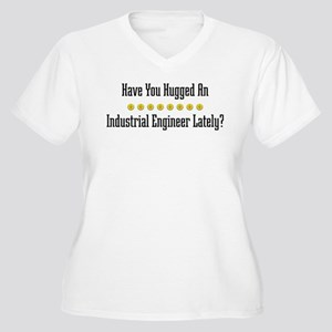 Hugged Industrial Engineer Women's Plus Size V-Nec