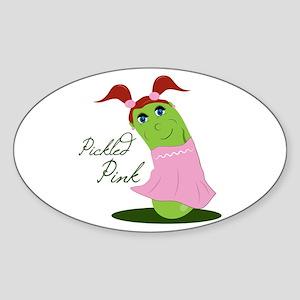 Pickled Pink Sticker