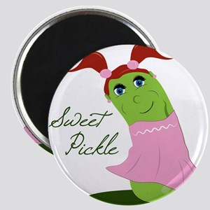 Sweet Pickle Magnets