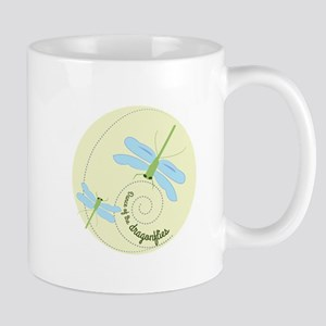 Dance of the dragonflies Mugs