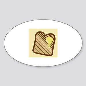 Toast Sticker