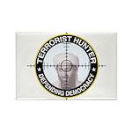 Terrorist Rectangle Magnet (10 pack)