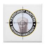 Terrorist Tile Coaster