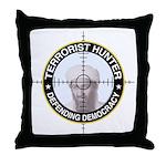 Terrorist Throw Pillow