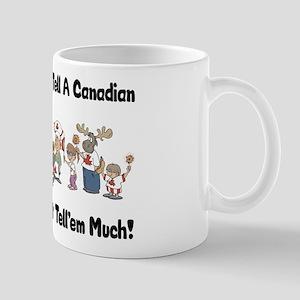 Funny Canadian Mug