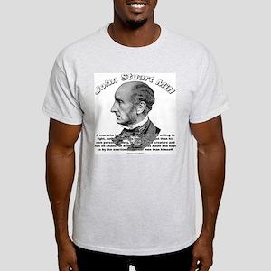 John Stuart Mill 02 Light T-Shirt