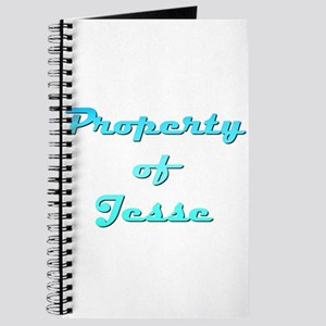 Property Of Jesse Male Journal