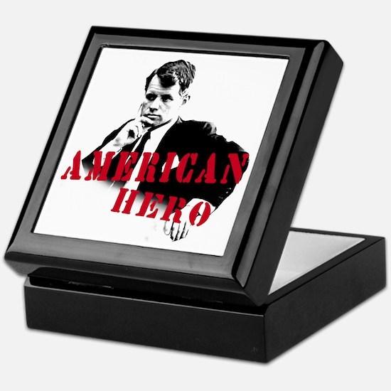 RFK American Hero Keepsake Box