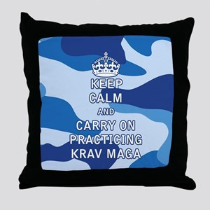 Keep Calm and Carry On Practicing Krav Maga Throw