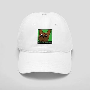 BROWN BOX FRENCHIE Cap