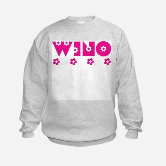 Wino Blooms Sweatshirt