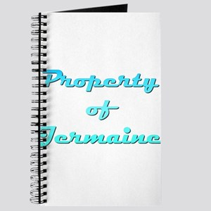 Property Of Jermaine Male Journal