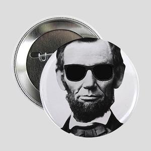 "COOL LINCOLN 2.25"" Button"