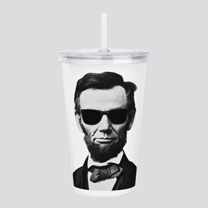 COOL LINCOLN Acrylic Double-wall Tumbler