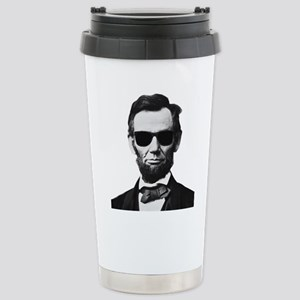 COOL LINCOLN Travel Mug