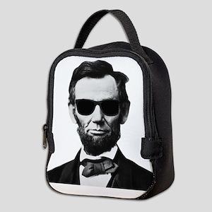 COOL LINCOLN Neoprene Lunch Bag