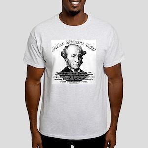 John Stuart Mill 03 Light T-Shirt