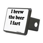 I brew the beer I fart Hitch Cover