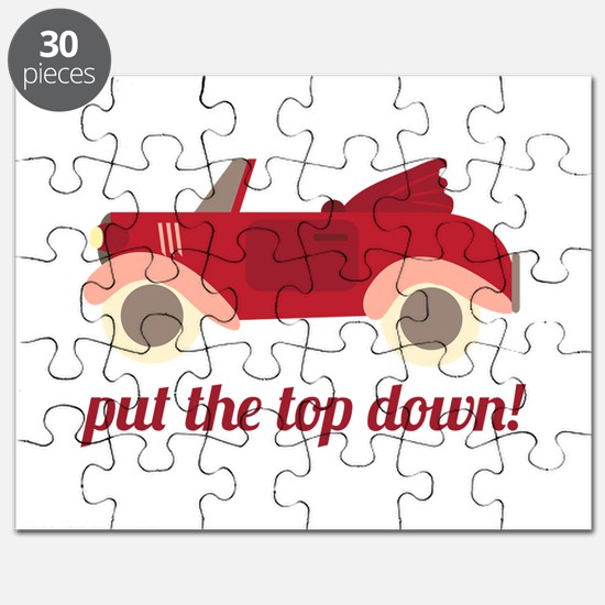 Put The Top Down! Puzzle