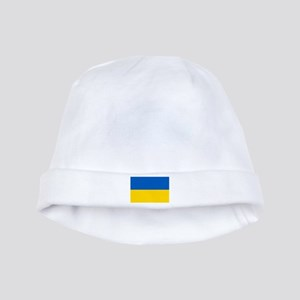 Ukrainian Flag Baby Hat