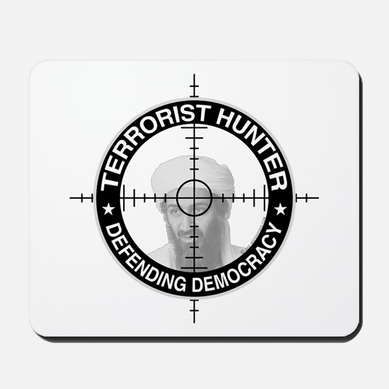 Terrorist Hunter Mousepad