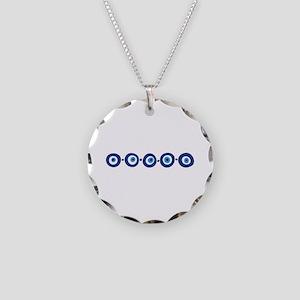 Eye Border Necklace