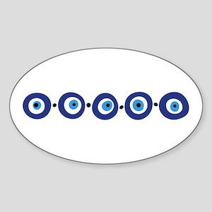 Eye Border Sticker