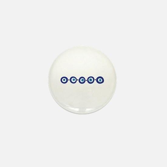 Eye Border Mini Button