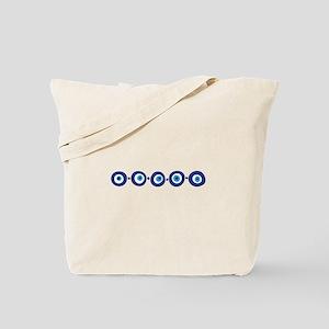 Eye Border Tote Bag
