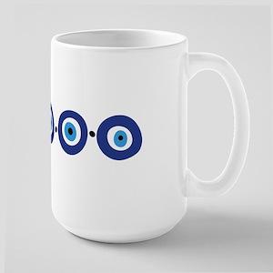 Eye Border Mugs
