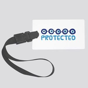 Protected Luggage Tag