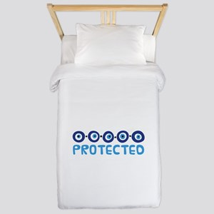 Protected Twin Duvet