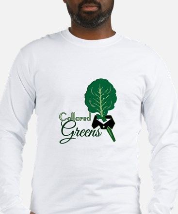 Collared Greens Long Sleeve T-Shirt