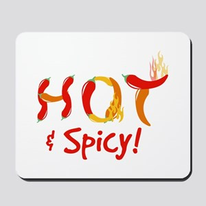 Hot & Spicy Mousepad