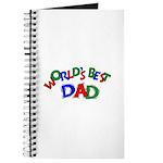 World's Best Dad Journal