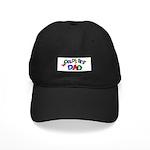 World's Best Dad Black Cap