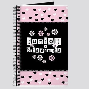 Hearts Junior Bridesmaid Journal
