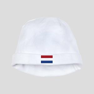 Netherlands Flag Baby Hat