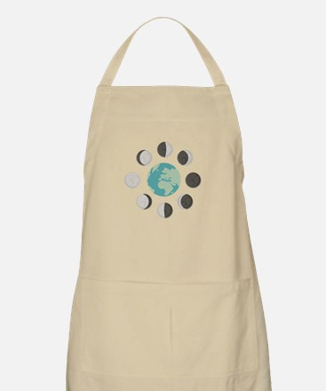 Moon Phases Apron