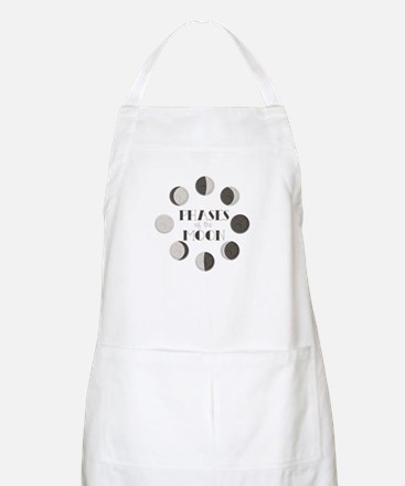 Phases of the Moon Apron