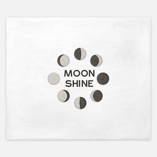 Moon Shine King Duvet