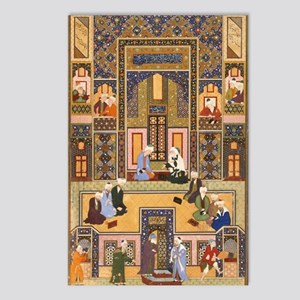 Meeting of the Theologians by Abd Allah Musawwir P