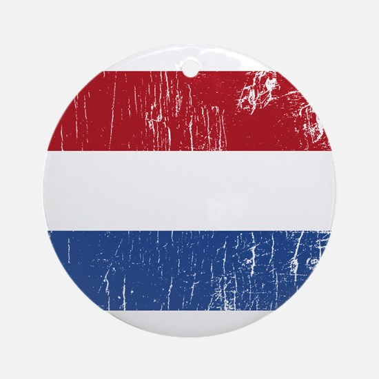 Vintage Holland Ornament (Round)