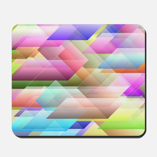 Blurred vision Mousepad
