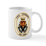 USS CUSHING Mug