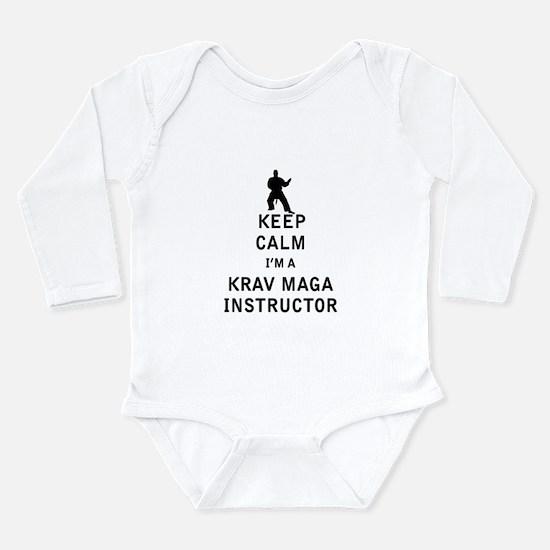 Keep Calm I'm a Krav Maga Instructor Body Suit