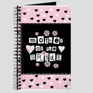 Hearts Mother of the Bride Journal