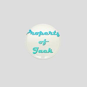 Property Of Jack Male Mini Button