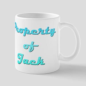 Property Of Jack Male 11 oz Ceramic Mug