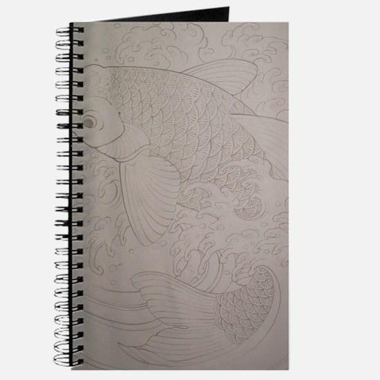 Koi Fish Feng Shui Journal